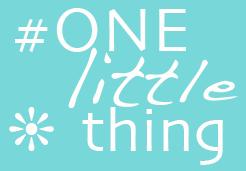 onelittlething